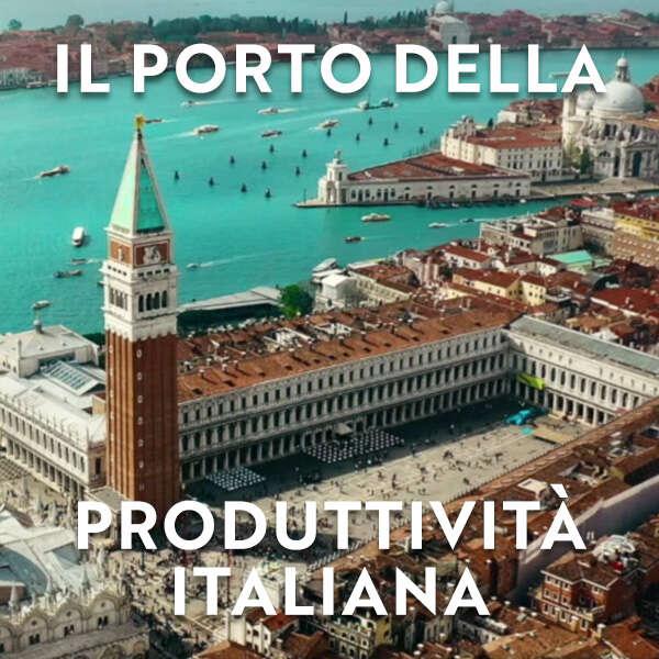 Il porto della produttività italiana